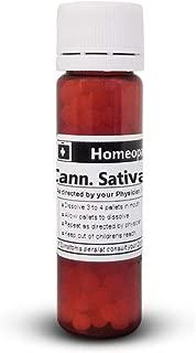 Cannabis Sativa 200C Homeopathic Remedy in 10 Gram