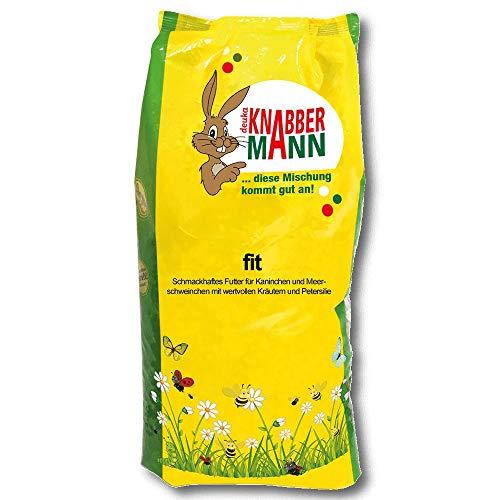 Deuka Knabbermann Fit 5 kg Comida para conejos, cobayas, comida para roedores