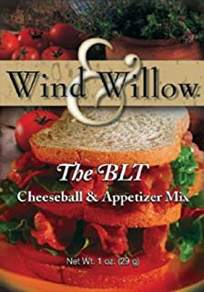 Wind and Willow the BLT Cheeseball Mix - 1 Ounce (4 Pack)