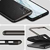 Spigen Neo Hybrid Hülle Kompatibel mit Samsung Galaxy S21 Plus -Gunmetal - 3