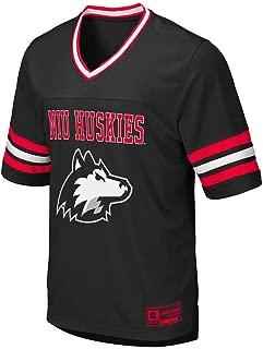 northern illinois huskies football jersey