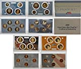 2009 S US Mint Proof Set Original Government Packaging