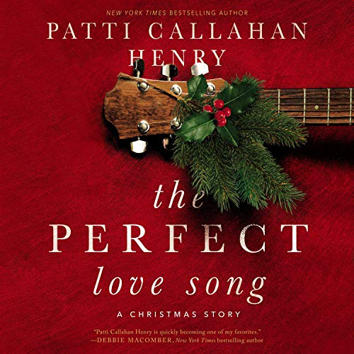 The Perfect Love Song audiobook cover art