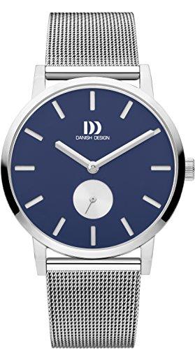 Danish Design IQ68Q1219 Herenhorloge met roestvrijstalen armband