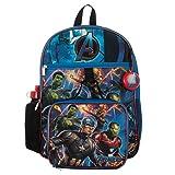 Avengers Backpack Set Kids Superhero Accessories
