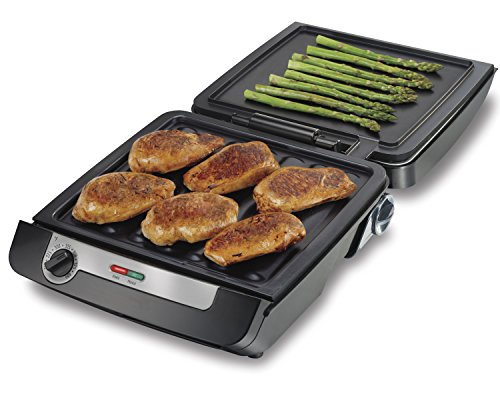 Hamilton Beach Indoor Electric Grill / Griddle Combo