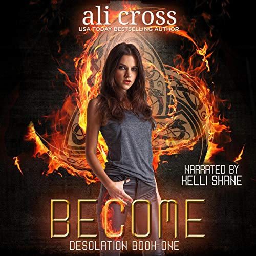 Become Audiobook By Ali Cross cover art