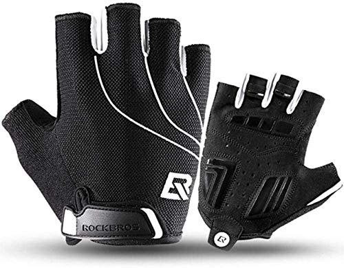 Migliori guanti mezzo dito da bici strada per uomini: Quale Comprare