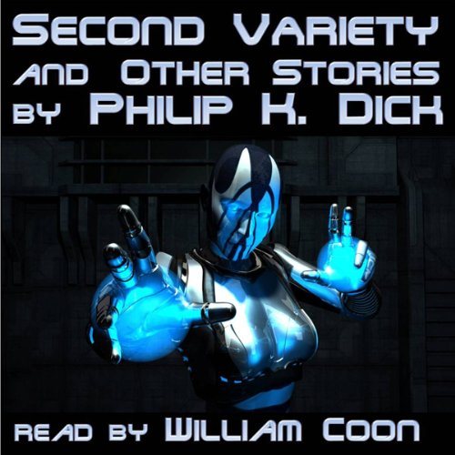 Second Variety and Other Stories audiobook cover art