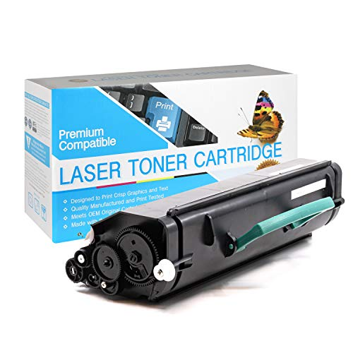 SuppliesOutlet Compatible Toner Cartridge Replacement for Dell 330-2650/330-2647/330-2648/330-2665/330-2666/330-2667/330-2625 (Black,1 Pack)