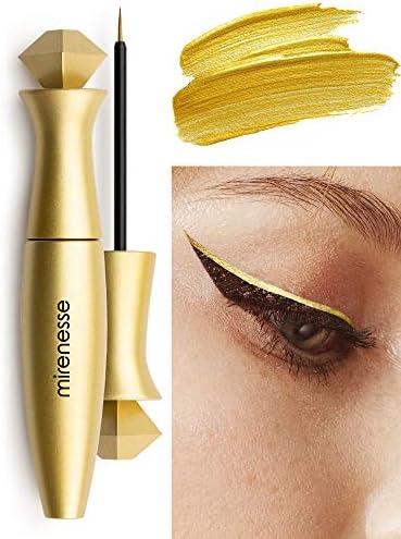 Mirenesse Secret Weapon 24hr Peel Off Liquid Eyeliner High Pigment Color Organic Formula for product image