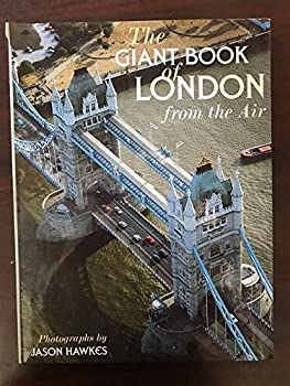 Hardcover The Giant Book of London from the Air Book