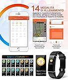 Zoom IMG-1 fitness tracker orologio impermeabile ip68