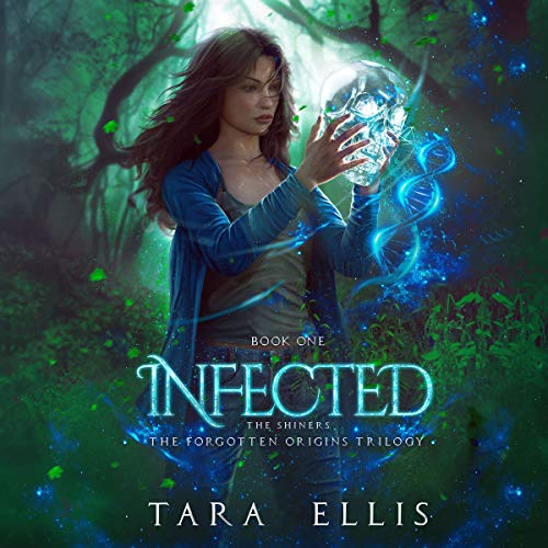 Infected, The Shiners audiobook cover art