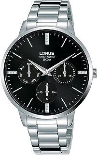 ساعة يد من الستانلس ستيل للنساء من لوراس RP623DX9