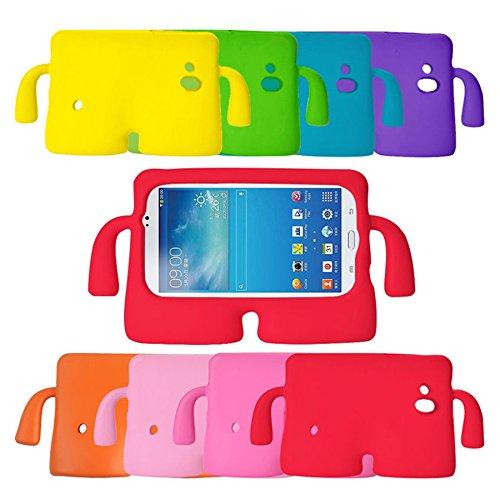 Tab 3 7 Tab 4 Case Kids Shock Proof Foam Case Cover Stand For Samsung Galaxy Tab 3 7 Tab 4 7 0 P3200 T110 T210 T230 Yellow Buy Online In Bermuda At Bermuda Desertcart Com Productid 11553748