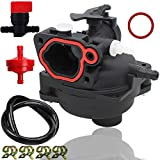 Woxla 590556 Carburetor for 9P702 Most Briggs & Stratton 09P702 E-Series OHV 550E Vertical Engine, Replaces Briggs & Stratton OEM Part Number 590556 595656 591979