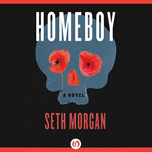 Homeboy audiobook cover art