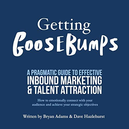 Getting Goosebumps audiobook cover art