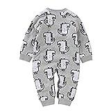 Keliela-Baby Shop Ropa Bebé Niños Niñas Invierno Dinosaurio Bebe Recien Nacido Pijama Divertido Bodies Conjunto Disfraz Cute Pelele Body Bebes Manga Larga Ropas Algodón