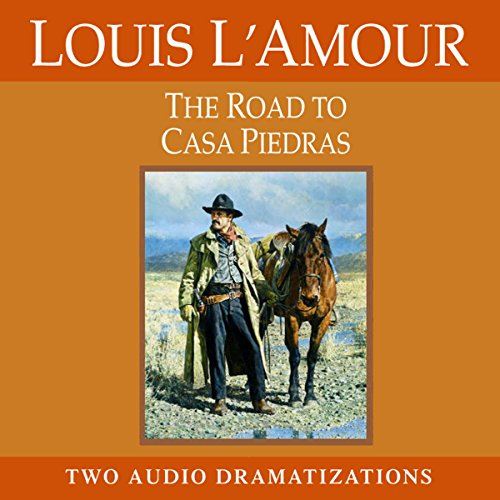 The Road to Casa Piedras audiobook cover art