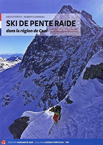Ski de pente raide dnas la region de Conì (Luoghi verticali