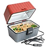 Batpug Portable Food Warmer 12 Volt - with Built in LED Light