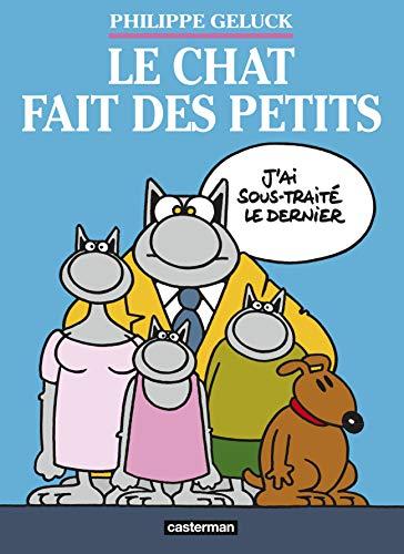 Le Chat, tome 20 : Le Chat fait des petits (Coffret 3 Volumes)