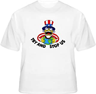 Best america try and stop us shirt Reviews