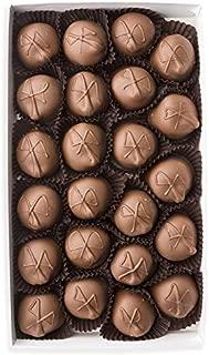 Mrs. Cavanaugh's Maple Nut Cream | Fancy Milk Chocolate Pecan Candy & Gourmet Gift Box Sweets | 1 lb