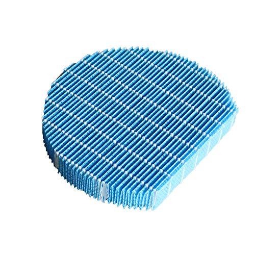 KingBra - Filtro HEPA per purificatore d'Aria, 1 Pezzo, Filtro di Ricambio Compatibile per elettrodomestici Sharp KC-WE61-W KC-BD30-S KC-BD60-S KC-CE60-N KC-CE50-N/W (1 Pezzo, Blu)