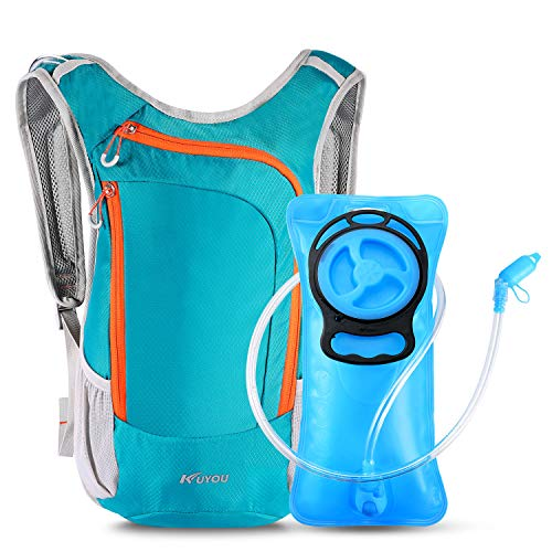 Kuyou Hydration Pack,Hydration Backpack with 2L Hydration Bladder Lightweight Insulation...