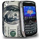 Accessory Master 5055403824420 - Carcasa semirrígida con diseño de 100 dólares para BlackBerry Curve 8520