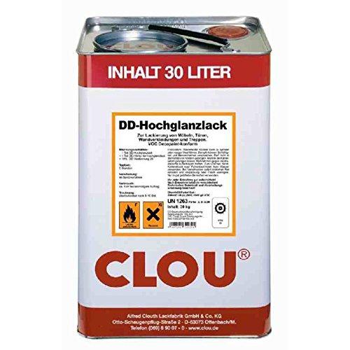 CLOU DD-Hochglanzlack 0,9 kg