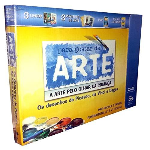 Para Gostar de Arte - A Arte Pelo Olhar da Criança. Pré Escola e Ensino Fundamental 1º e 2º Ciclos