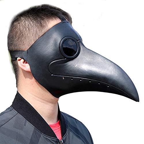 Halloween bal masker, pest Doctor vogel masker lange neus snavel Halloween kostuum maskers gotische Retro Steampunk rekwisieten