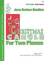 GP42 8手のためのクリスマスキャロル (英語版) (Music Through The Piano Library)