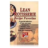 Ronco Lean Rotisserie Booklet