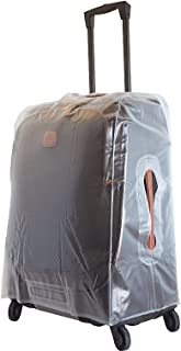 Bric's Protective Cover for Capri|riccione 21 Inch Carry on Spinner, Transparent (Transparent) - BAC00917