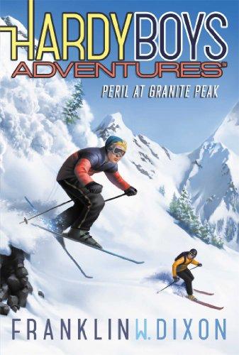 Peril at Granite Peak (Volume 5) (Hardy Boys Adventures, Band 5)