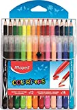Maped - Combo Pack Coloriage Jungle Color'Peps - 15 crayons de...