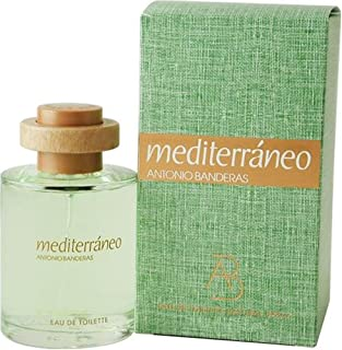 Mediteraneo by Antonio Banderas For Men. Eau De Toilette Spray 1.7-Ounces by Antonio Banderas