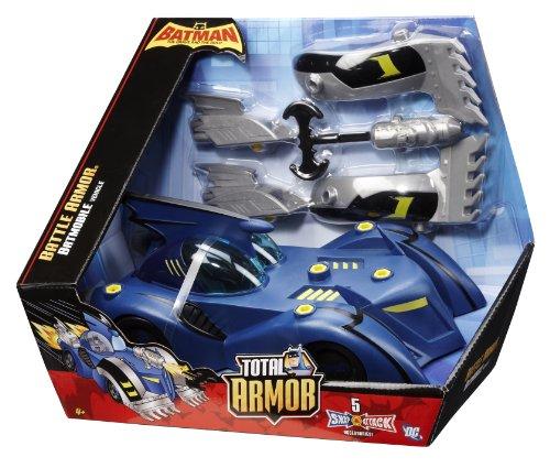 BATMAN–v8424–Figur Batmobil Super Armee