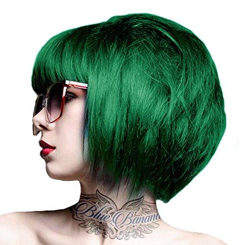Crazy Color Haartönung 100ml (Smaragdgrün)