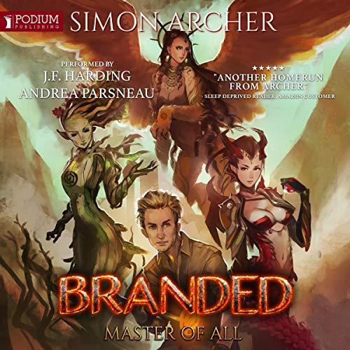 Master of All, Book 1  - Simon Archer