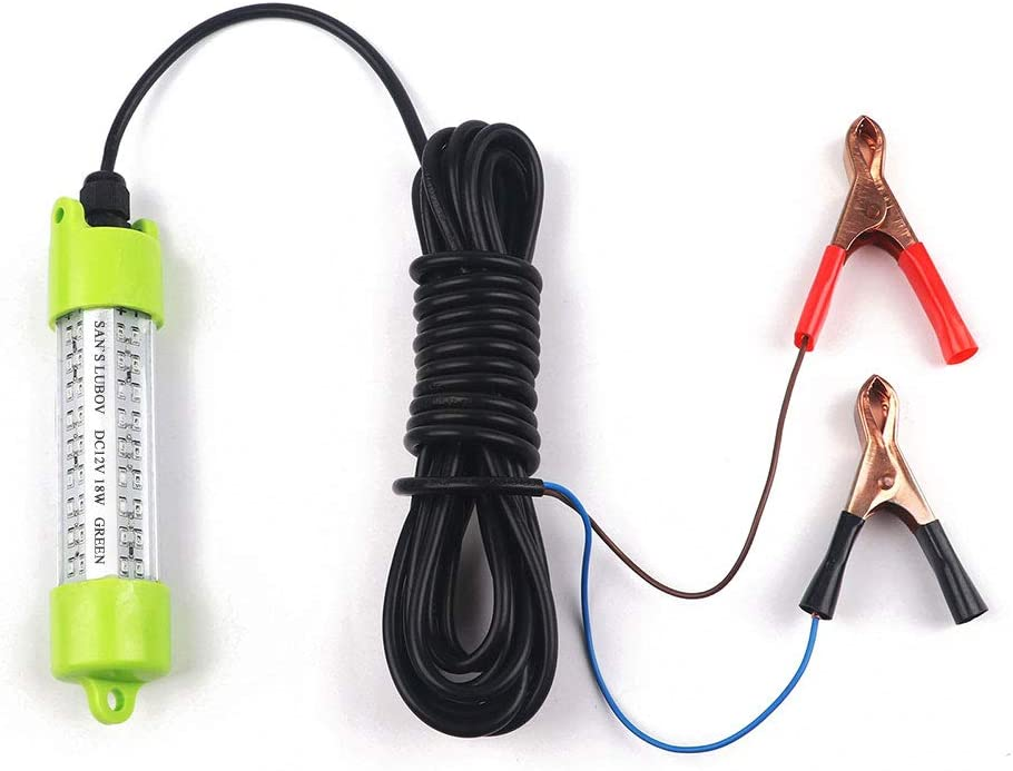 SAN`S Soldering quality assurance LUBOV Submersible LED Fishing 12V IP68 Lights- Waterproof