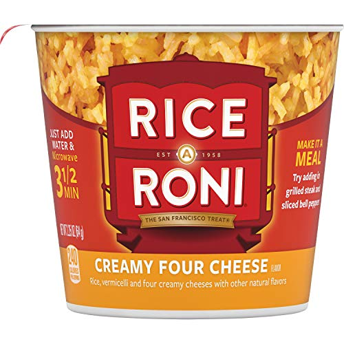Rice a Roni Cups (Pack of 12) – IN STOCK