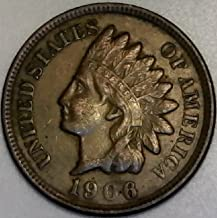 1906 p Indian Head Penny Cent Extremely Fine