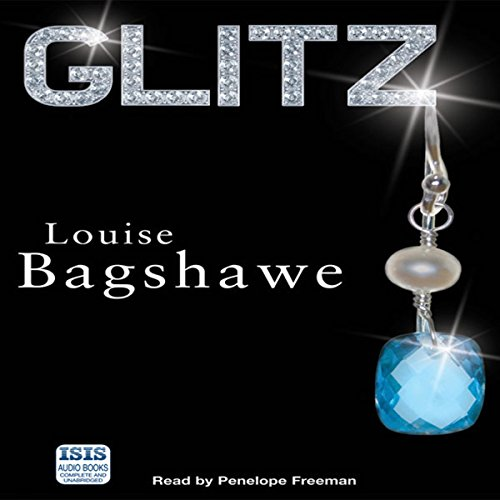 Glitz audiobook cover art