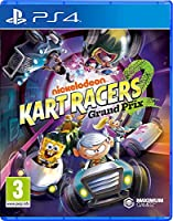 Nickelodeon Kart Racers 2: Grand Prix (PS4) (輸入版)